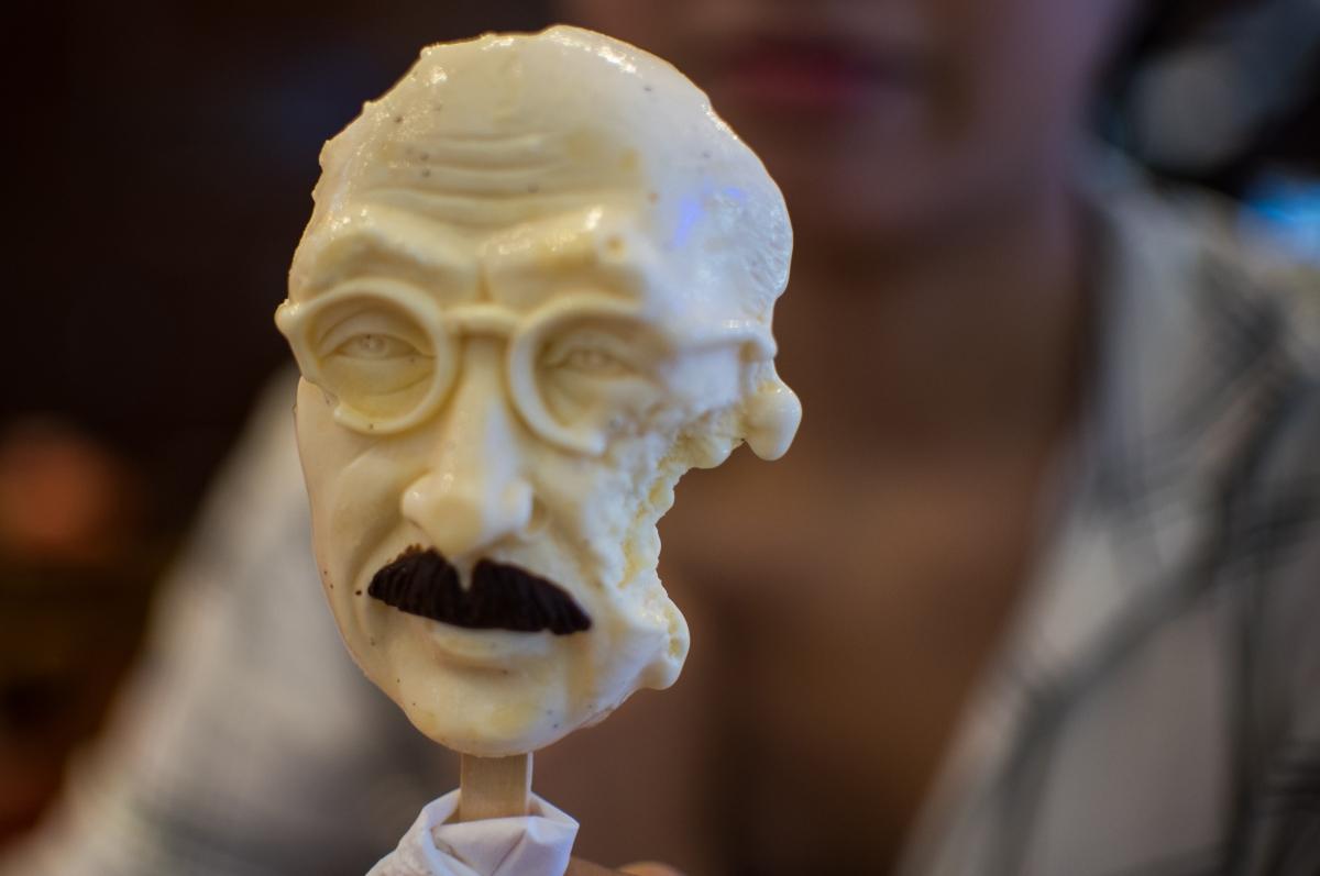 Hideki Tojo Ice cream