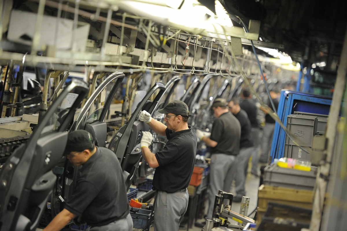 Nissan to build two new models at Sunderland plant