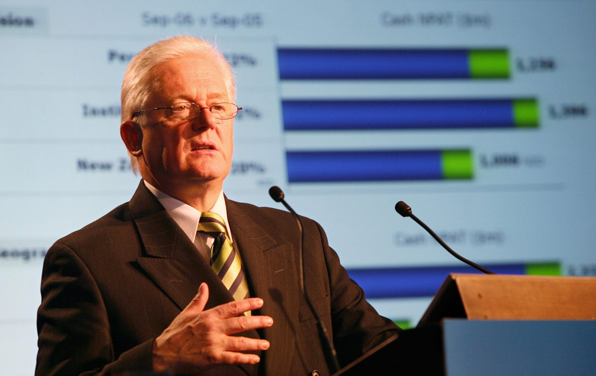Barclays John McFarlane