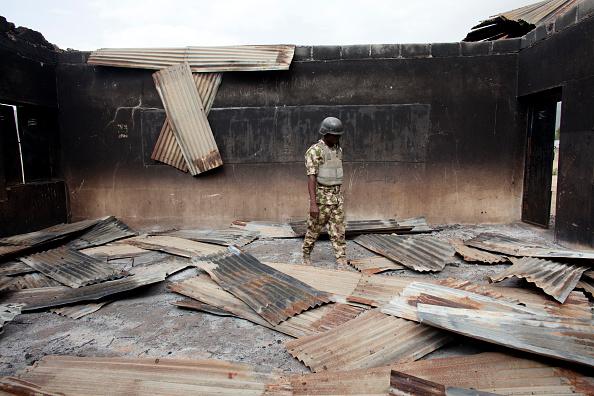 Gwoza Boko Haram