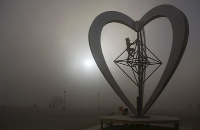 Burning Man festival 2015 photos