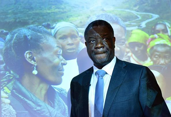 Denis Mukwege Congo