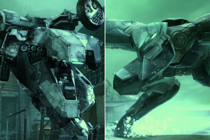 Metal Gear Solid: Ranking the series\' 10 best Metal Gear mechs