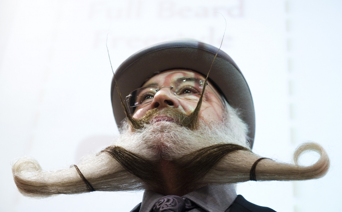 Beards and Moustaches World Championship Trondheim Norway