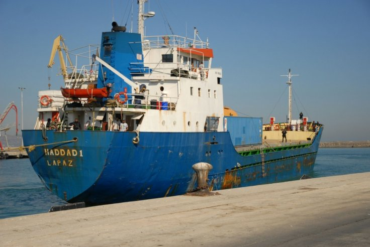 Greece: Seized cargo ship Haddad 1 concealed 5,000 shotguns \'for