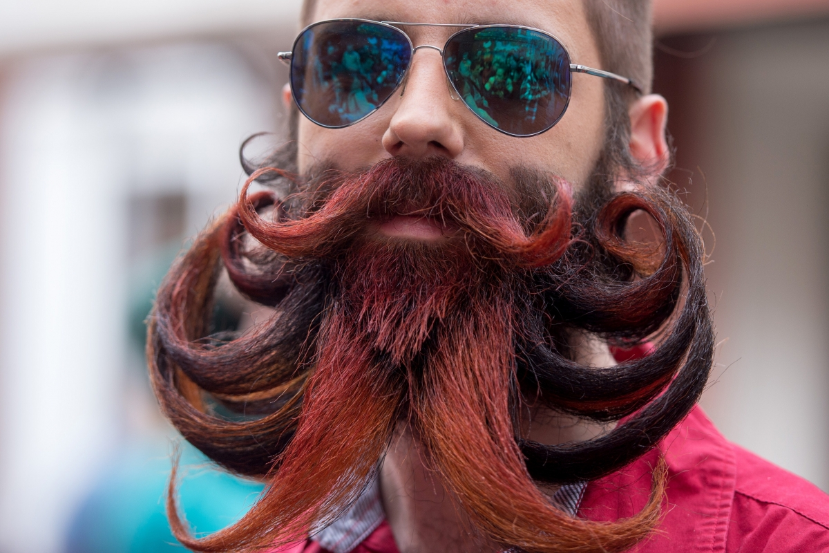 Beard Mustache Championships Moscow