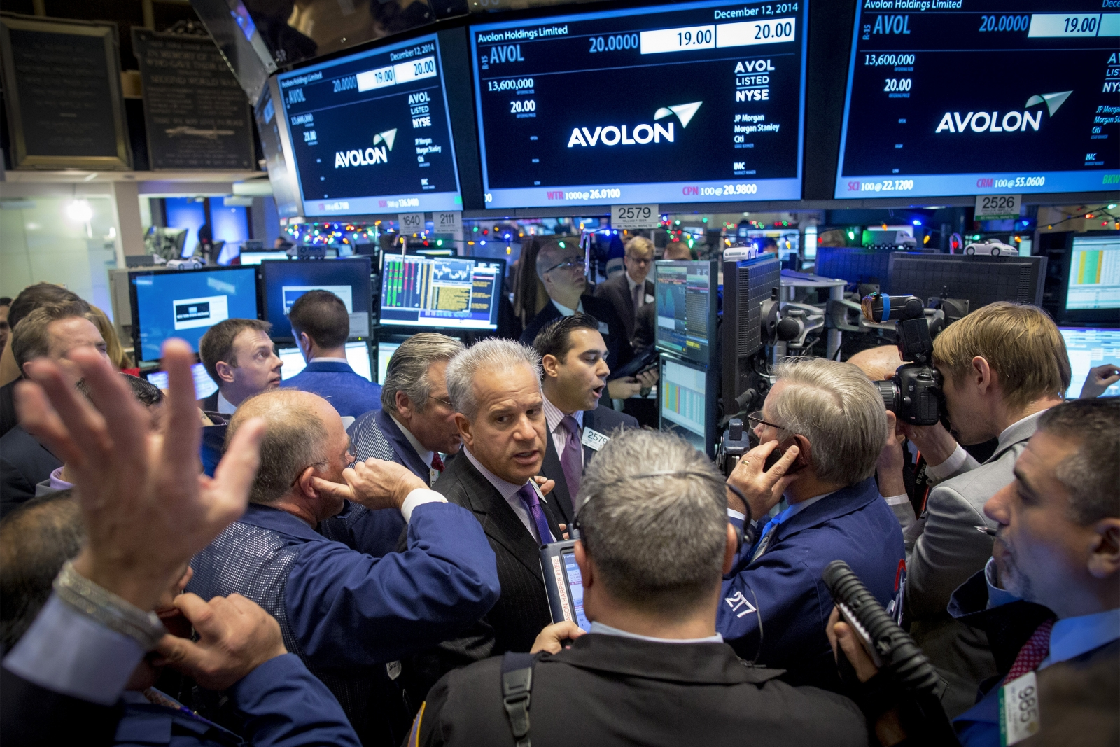 Avolon IPO, New York Stock Exchange