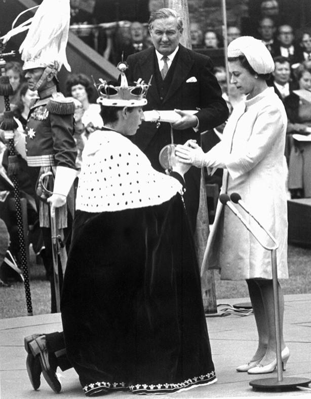 The longest reign of Queen Elizabeth II