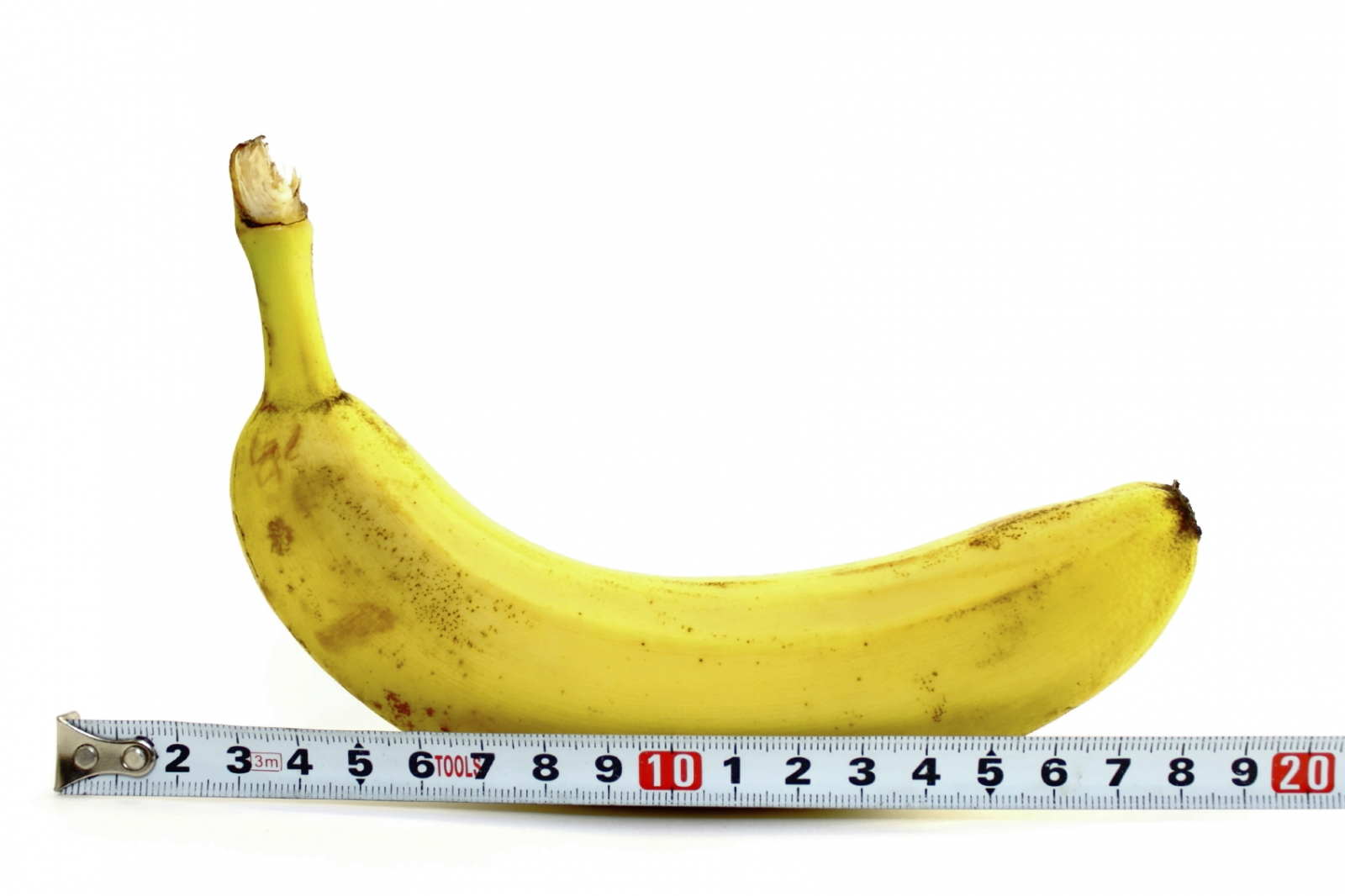 penis size banana picture