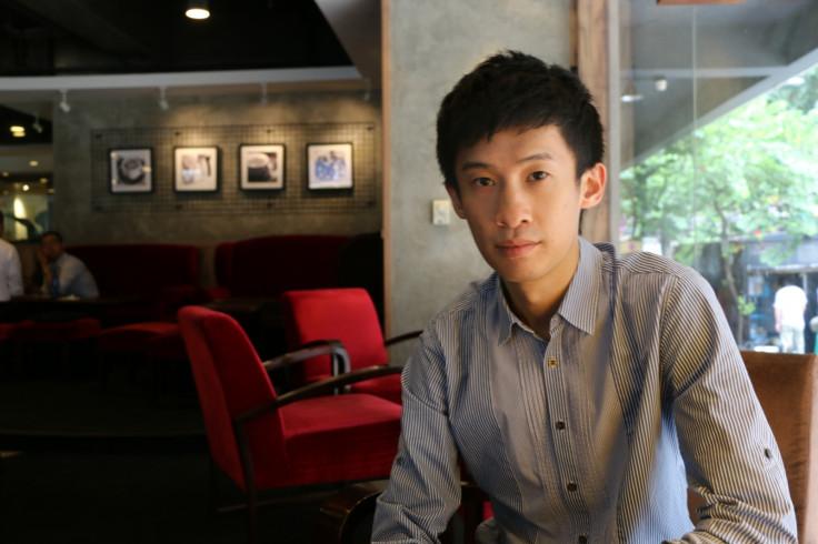 Baggio Leungwas Hong Kong District Council candidate