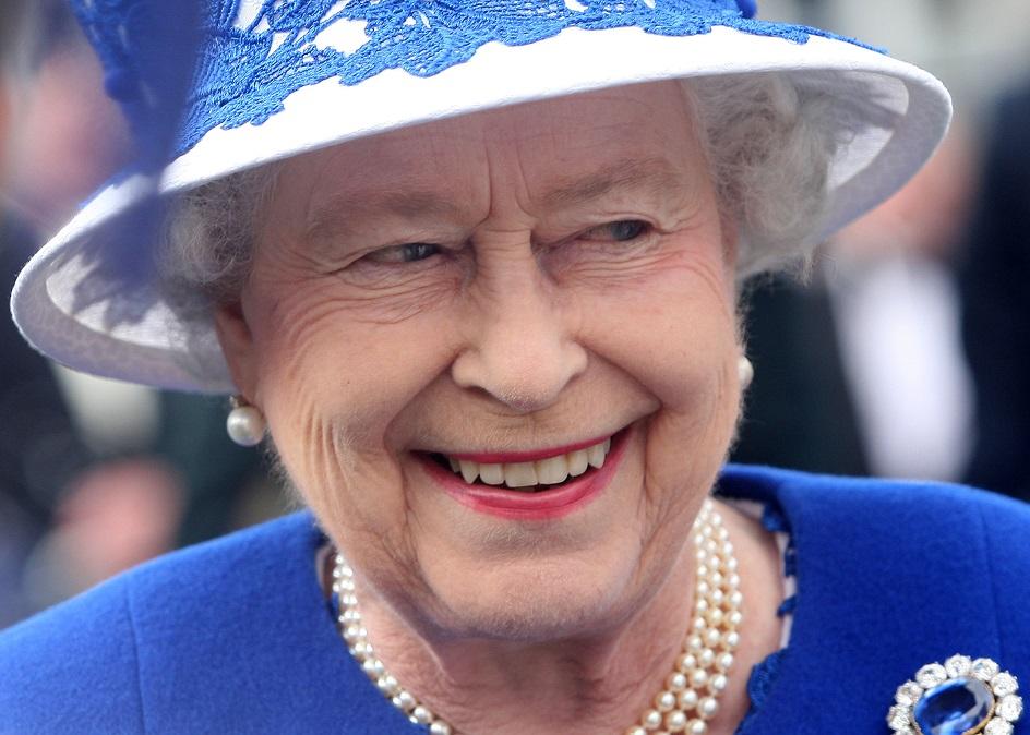 The Queen at Balmoral