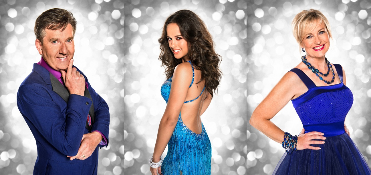 Strictly Come Dancing celebrities