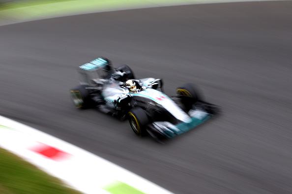 Lewis Hamilton FP1 FP2