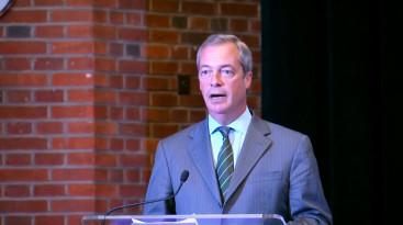 Nigel Farage EU referendum speech