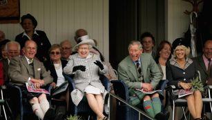 Royal Family at Balmoral