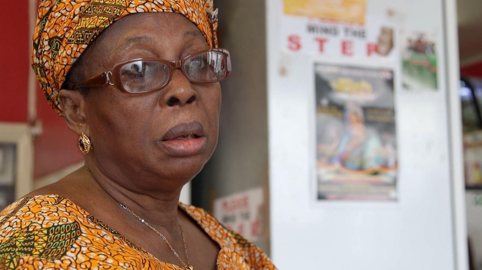 Nigerians react to food ban