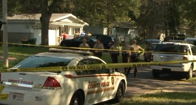 11-year-old shoots intruder dead