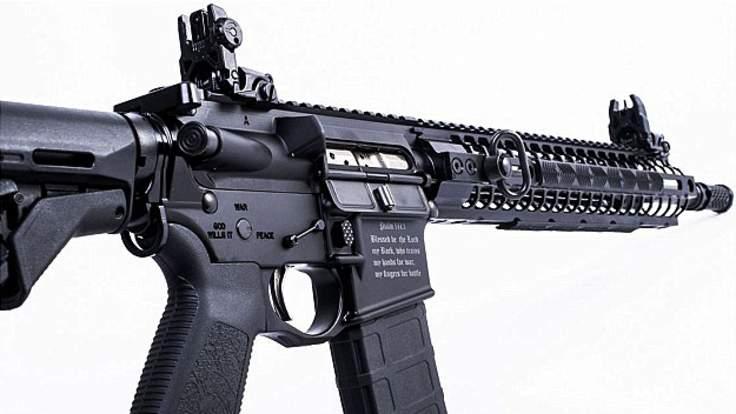 Anti-Isis gun