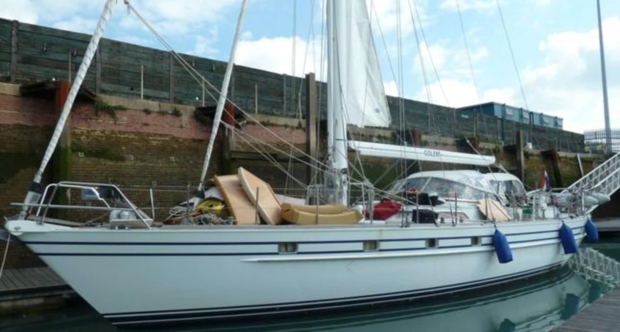 Cocaine yacht