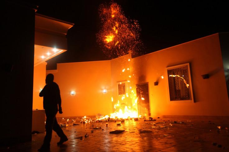 US Consulate, Benghazi