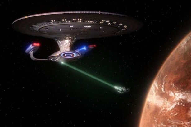 Nasa Making Star Trek Tractor Beam To Move Objects In Space