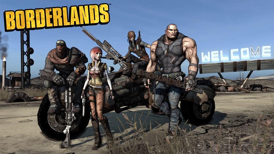 Borderlands on Xbox One