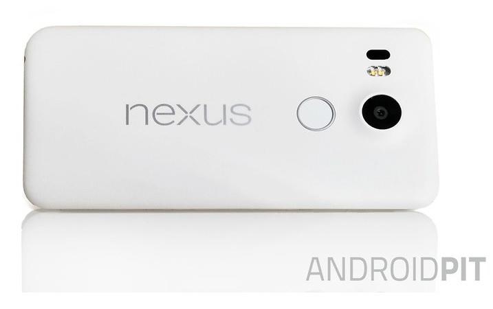 LG Nexus 5 (2015) leaked image shows final design with fingerprint scanner