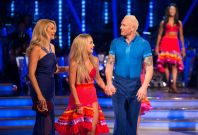 Ola Jordan Iwan Thomas Strictly Come Dancing