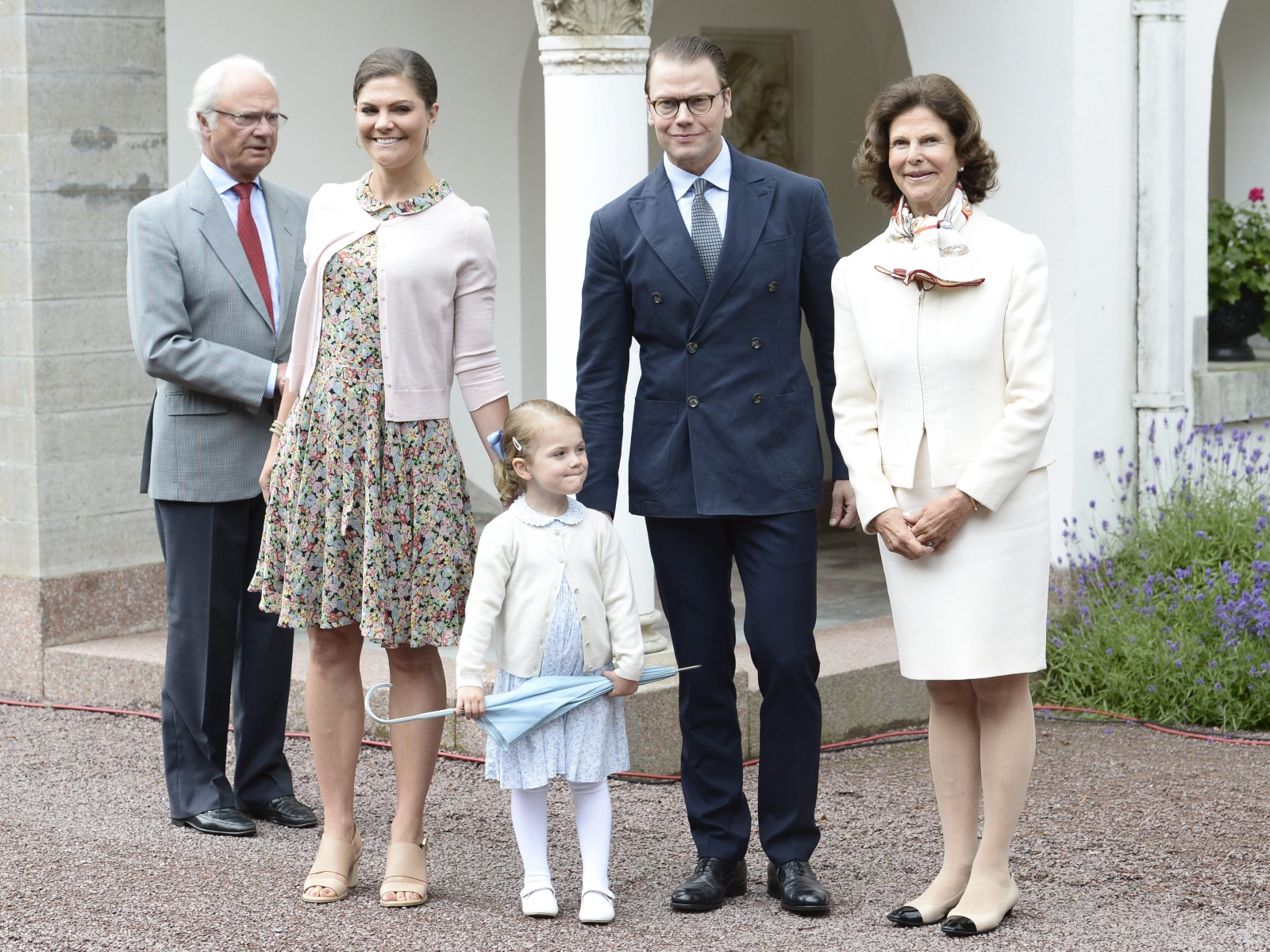 Sweden S Crown Princess Victoria Expecting Second Child