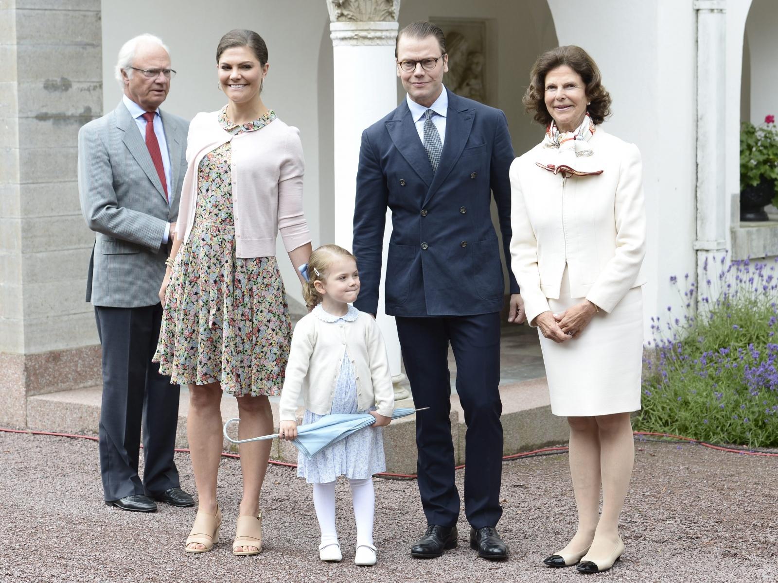 Swedish royal family