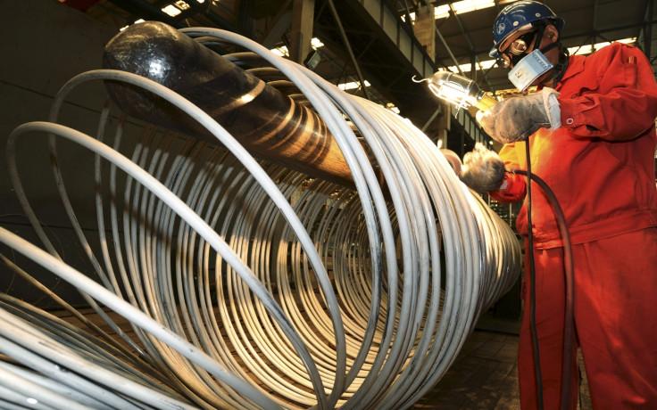 Steel factory, Dalian