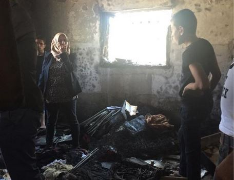 Reham Dawabsheh attack West Bank