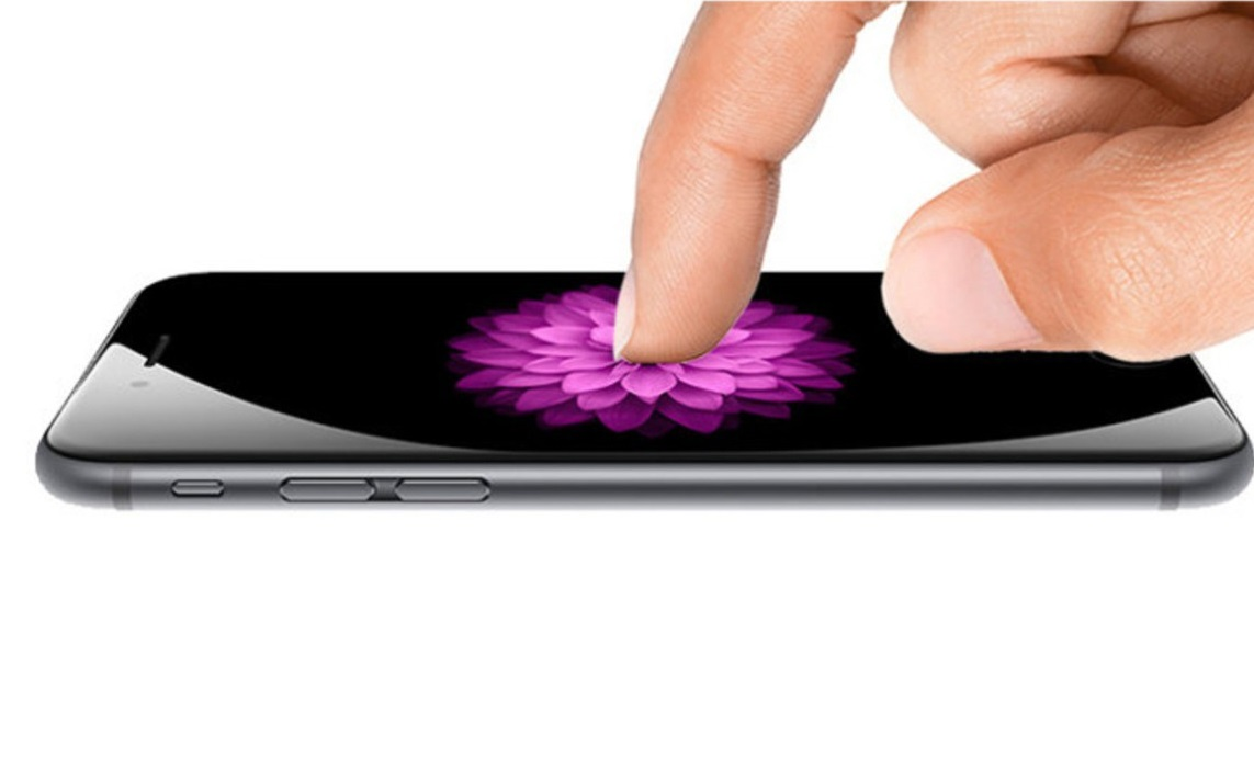 iphone 6s 3d touch display
