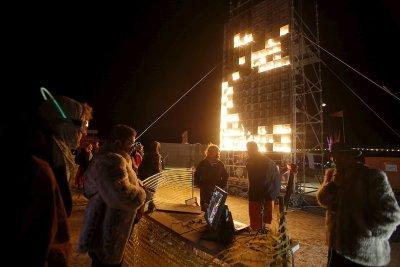 Burning Man festival 2015 photos