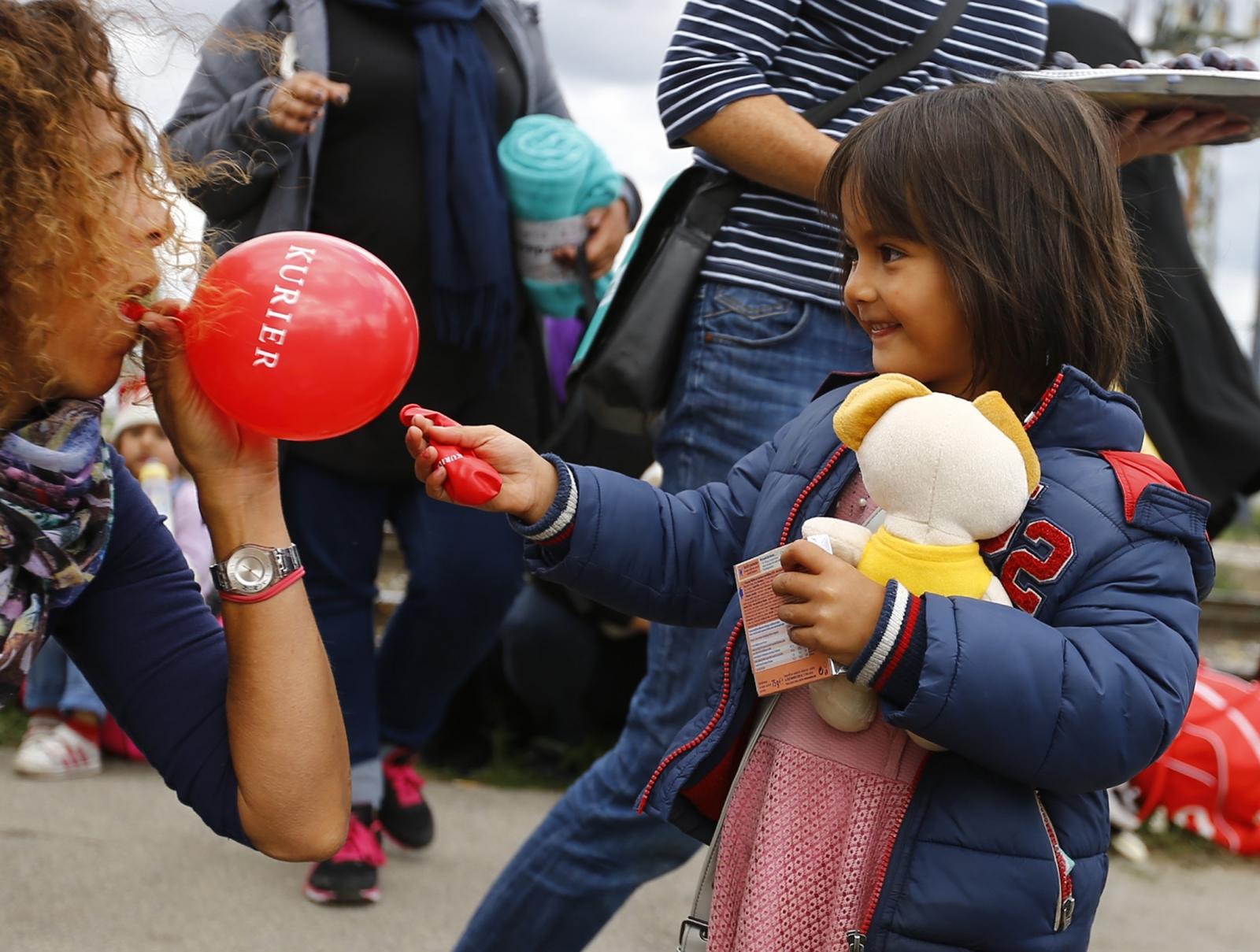 Refugees Austria