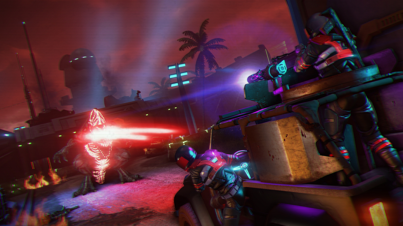 Far Cry Blood Dragon