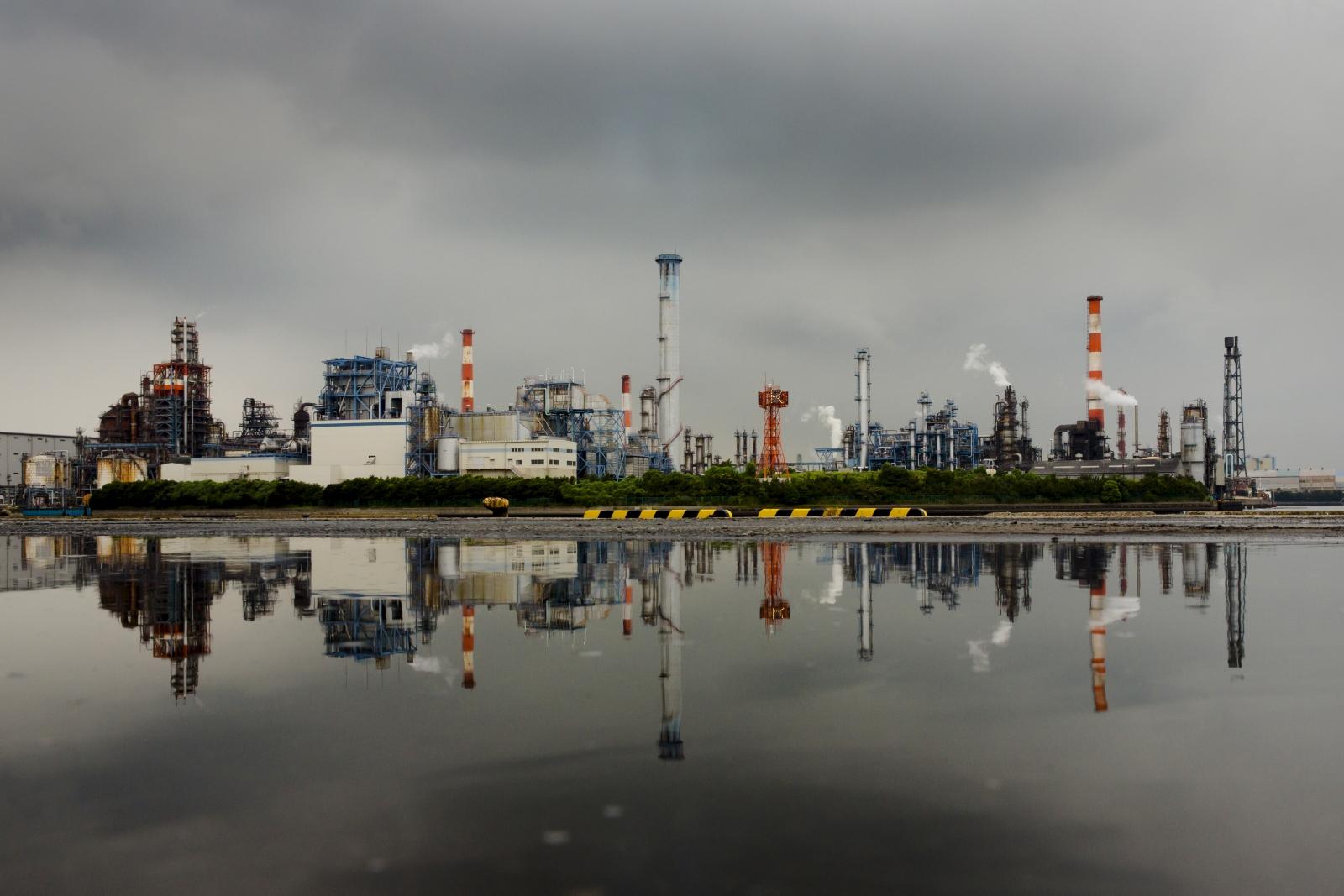 Petrochemical plant, Kawasaki