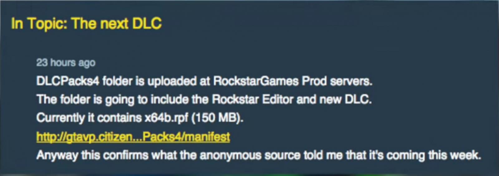 GTA 5 Online DLC