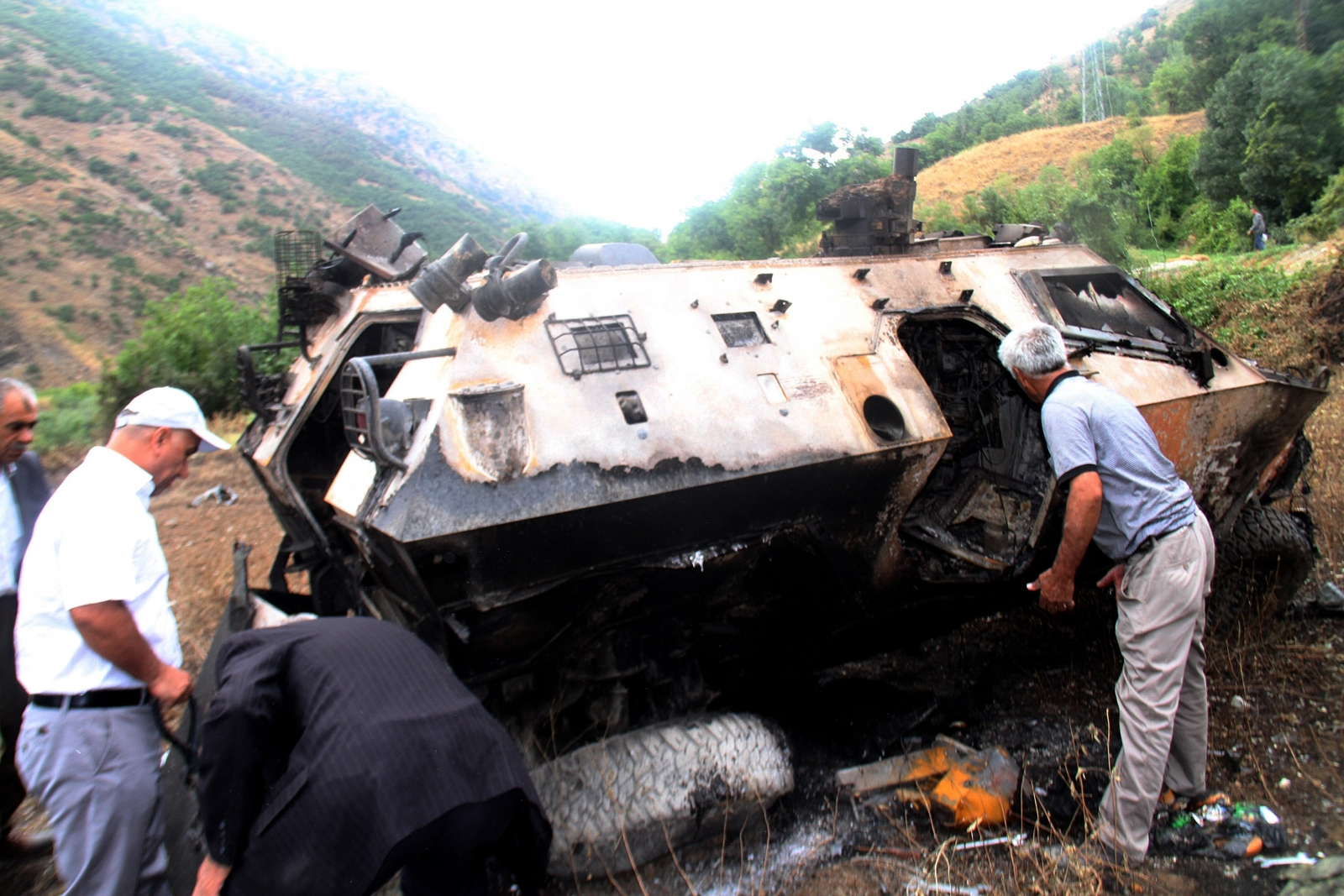 Turkey PKK violence