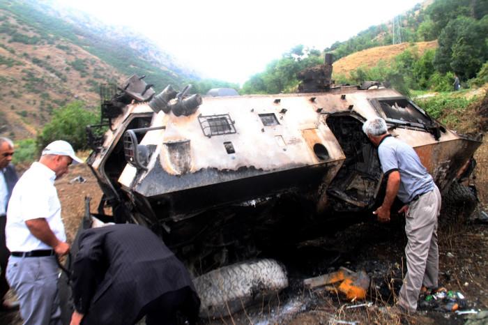 Turkey PKK violence
