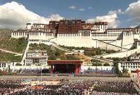 China celebrates Tibet\'s 50th anniversary