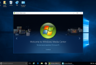 Windows Media Center on Windows 10