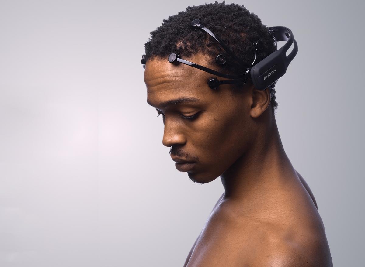 Emotiv EPOC EEG headset