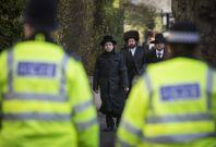 Anti-semitism UK
