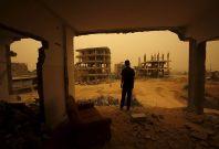 Sandstorm Middle East