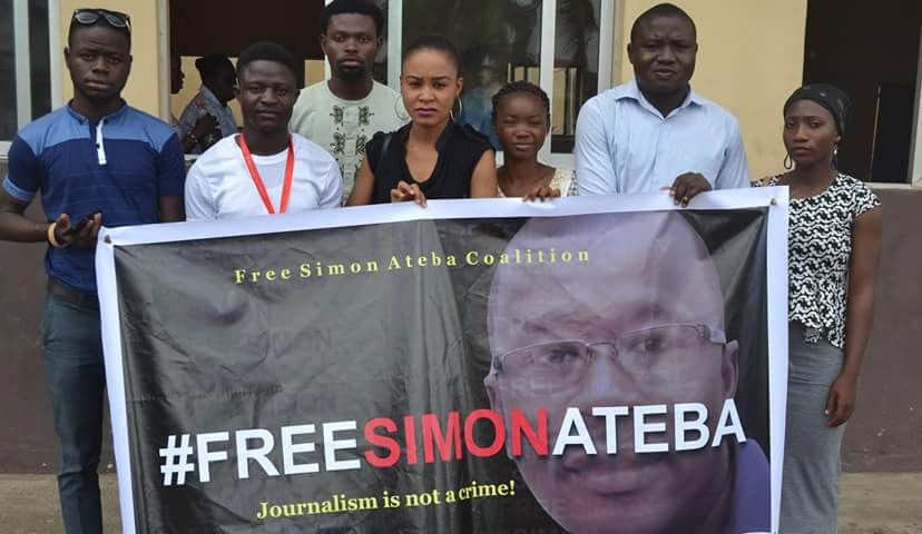 Simon Ateba Cameroon