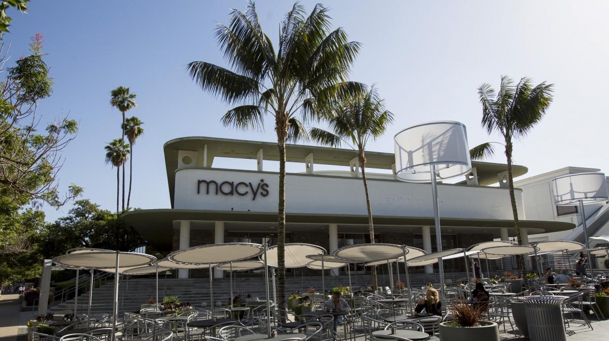 Macy's store, Pasadena