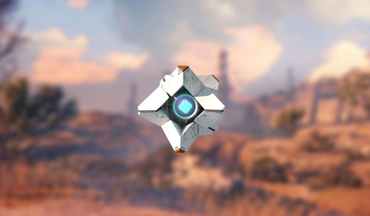 Destiny Ghost