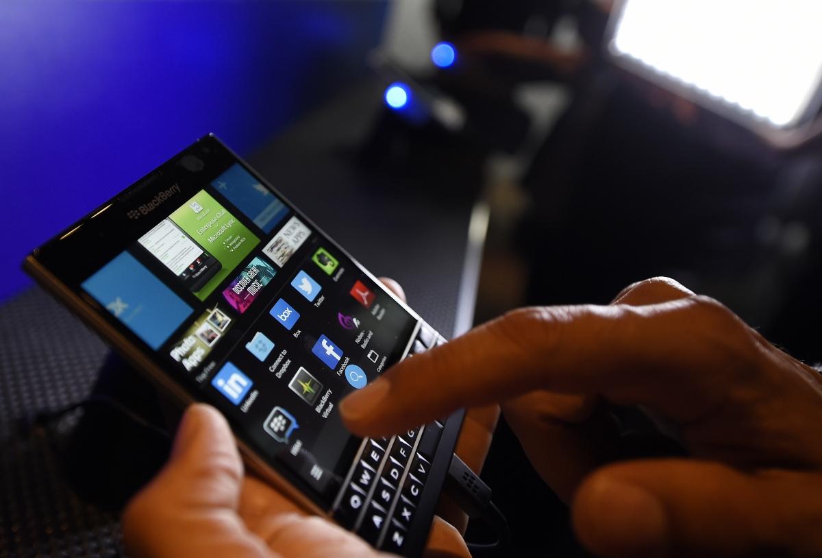 BlackBerry OS 10.3.2 update