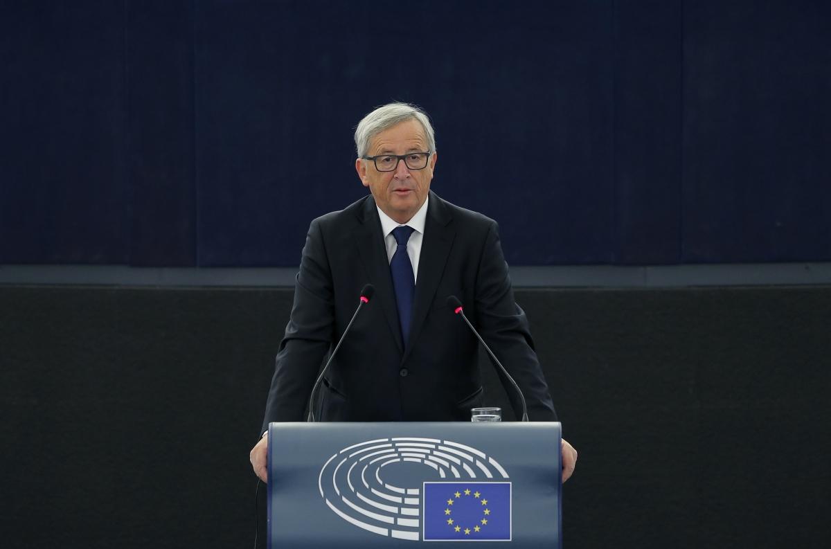 Jean-Claude Juncker SOTEU
